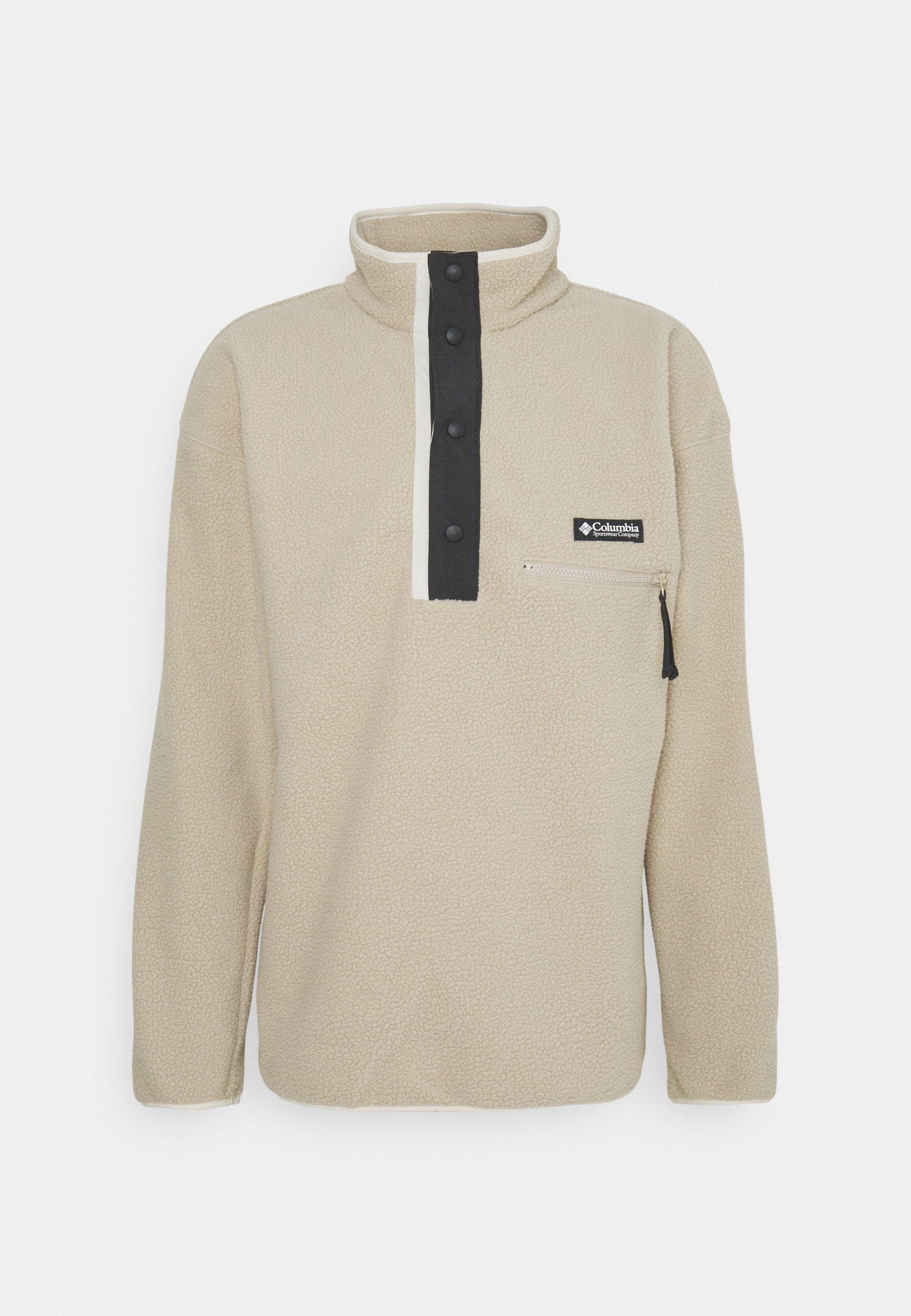 Men HELVETIA™ HALF SNAP - Fleece jumper