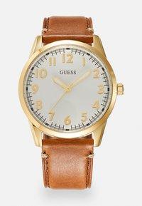 Guess - Klocka - gold-coloured/brown - 0