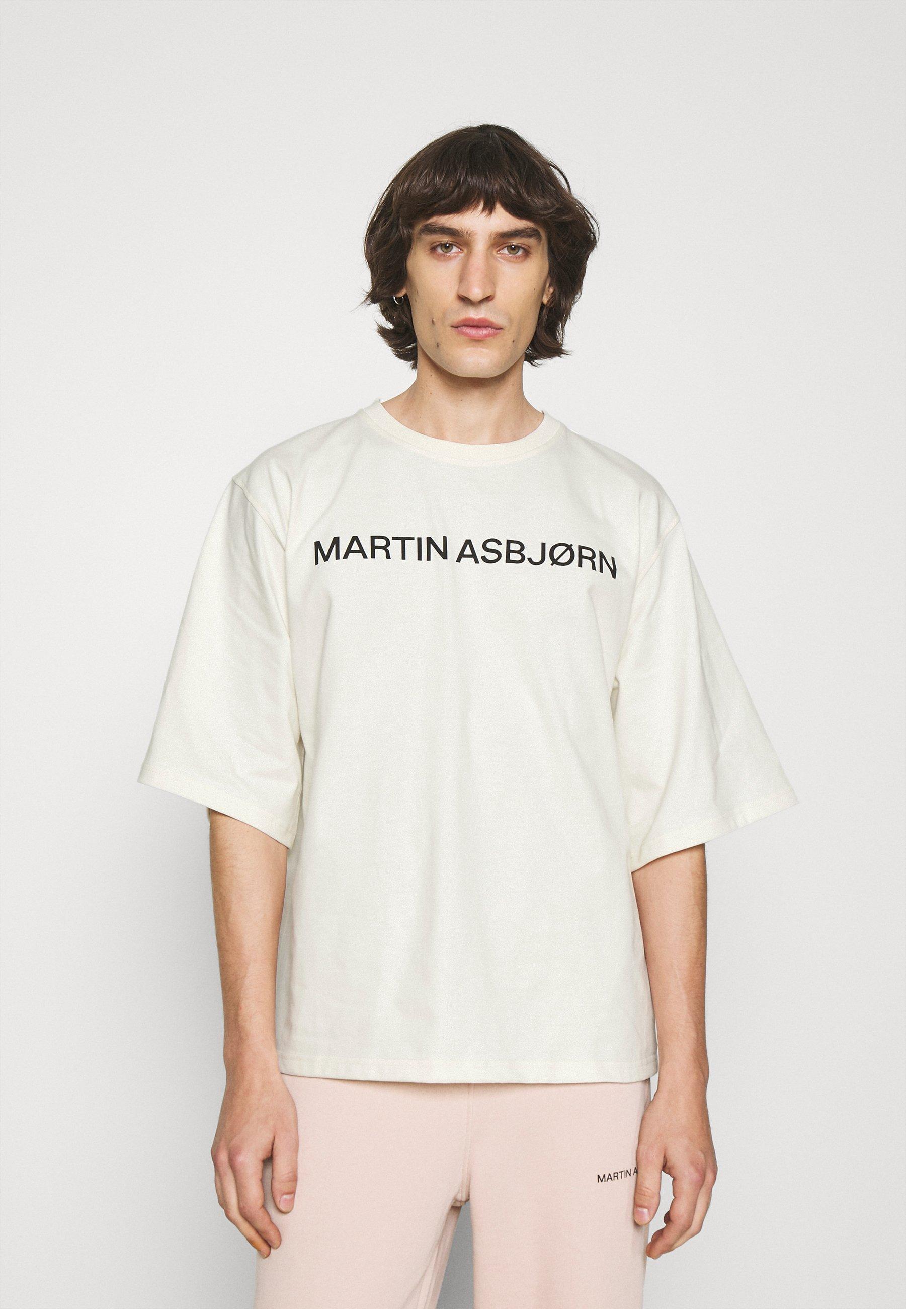 Homme COOPER LOGO TEE - T-shirt imprimé