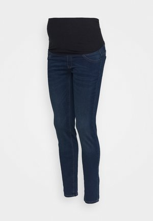 MOM DOLLY - Jeans slim fit - denim