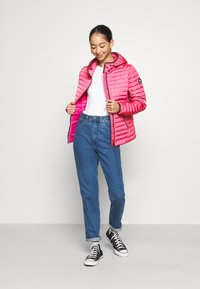 Superdry - CORE - Dunjakke - hot pink - 1