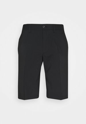 SOMLE GOLF SHORTS - Sports shorts - black