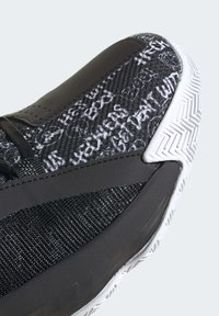 adidas Performance - DAME  SHOES - Basketbalschoenen - black - 5