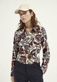 Maison Scotch - Button-down blouse - combo-a - 0