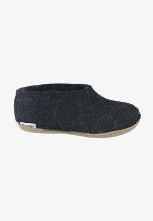Loafers - dark grey