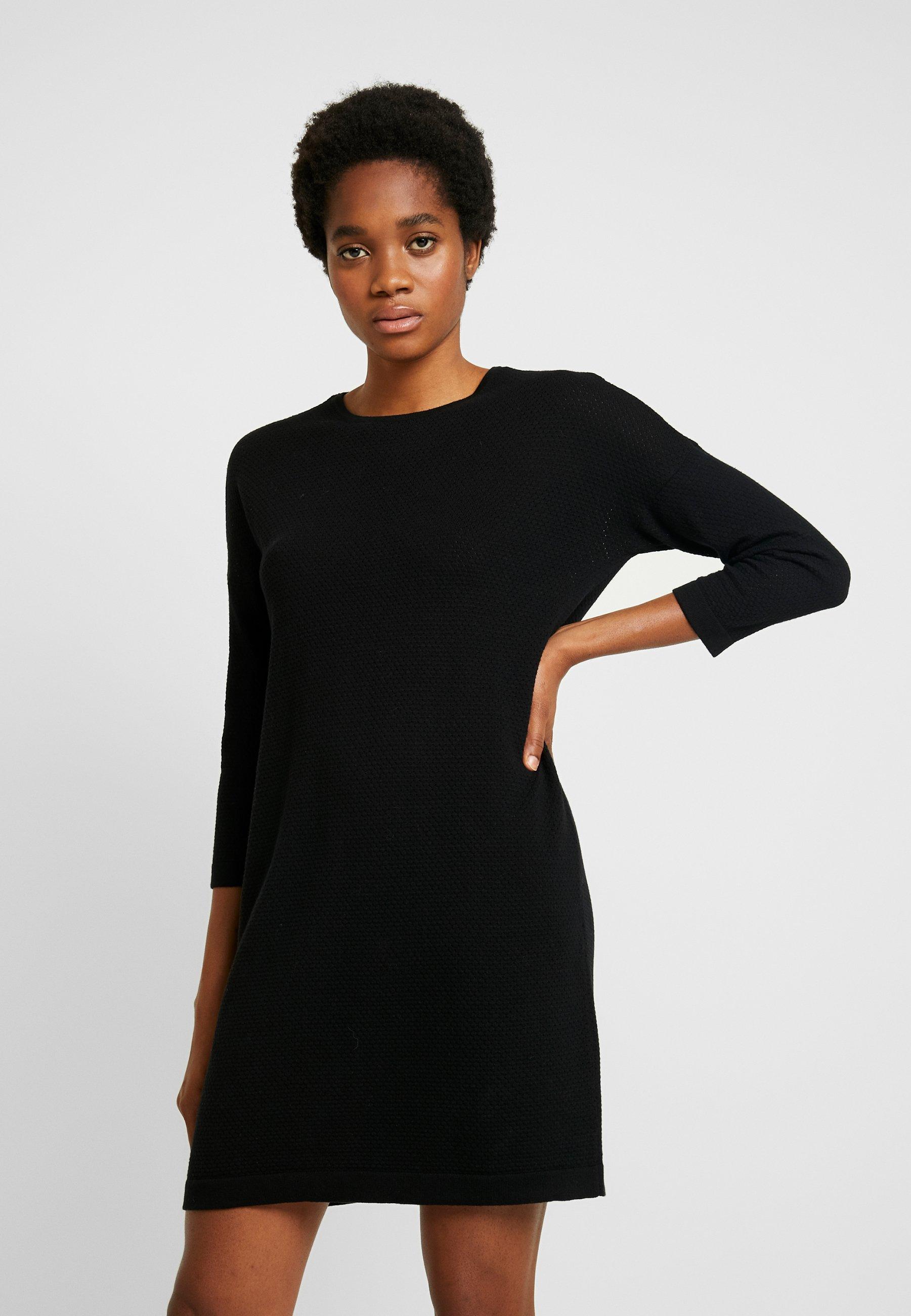 Donna VMMINNIECARE O NECK DRESS - Abito in maglia