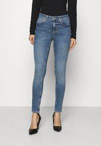 Liu Jo Jeans - DIVINE - Jeans Skinny Fit - blue wash - 0