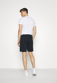 Lindbergh - PIGMENT DYED - Shorts - navy - 2