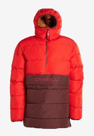 ORIGINAL ANORAK  - Chaqueta de invierno - fiery red