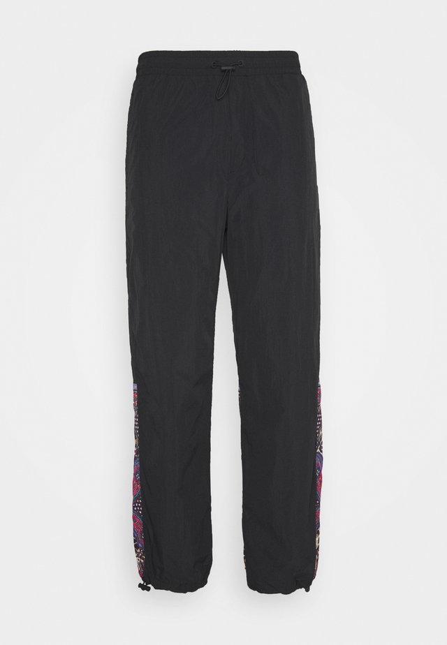 CRINKLE  - Pantalon de survêtement - nero