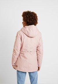Ragwear - MONADIS - Parka - old pink - 2
