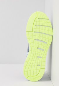 adidas Performance - SOORAJ VERUM CLOUDFOAM RUNNING SHOES - Juoksukenkä/neutraalit - glow blue/footwear white/light granit - 4
