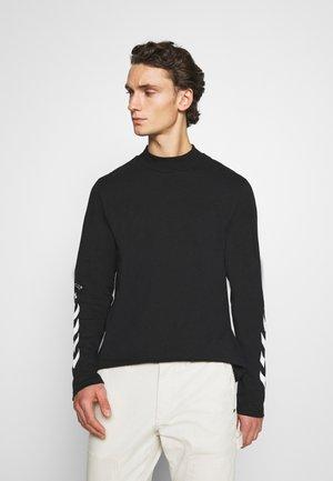 SUBURB UNISEX - Long sleeved top - black