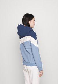 Ragwear - NUGGIE BLOCK - Lehká bunda - dusty blue - 2