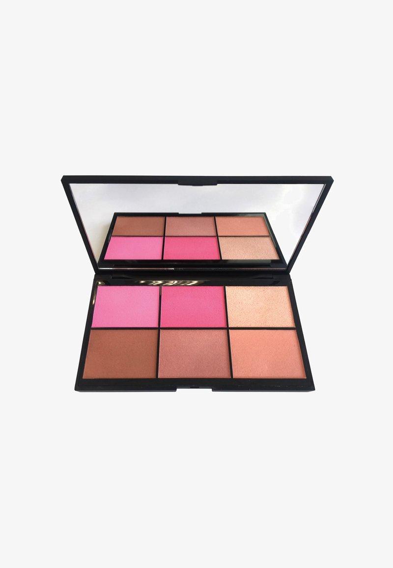 Gosh Copenhagen - MIX & MATCH PALETTE - Face palette - multicolor