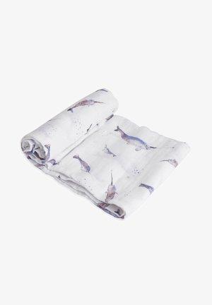 Zavinovací deka - narwhal