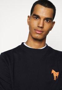 PS Paul Smith - MENS ZEBRA - Sweatshirt - dark blue - 4