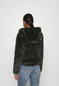 ONLY - ONLCHRIS HOODED JACKET - Winter jacket - rosin - 2