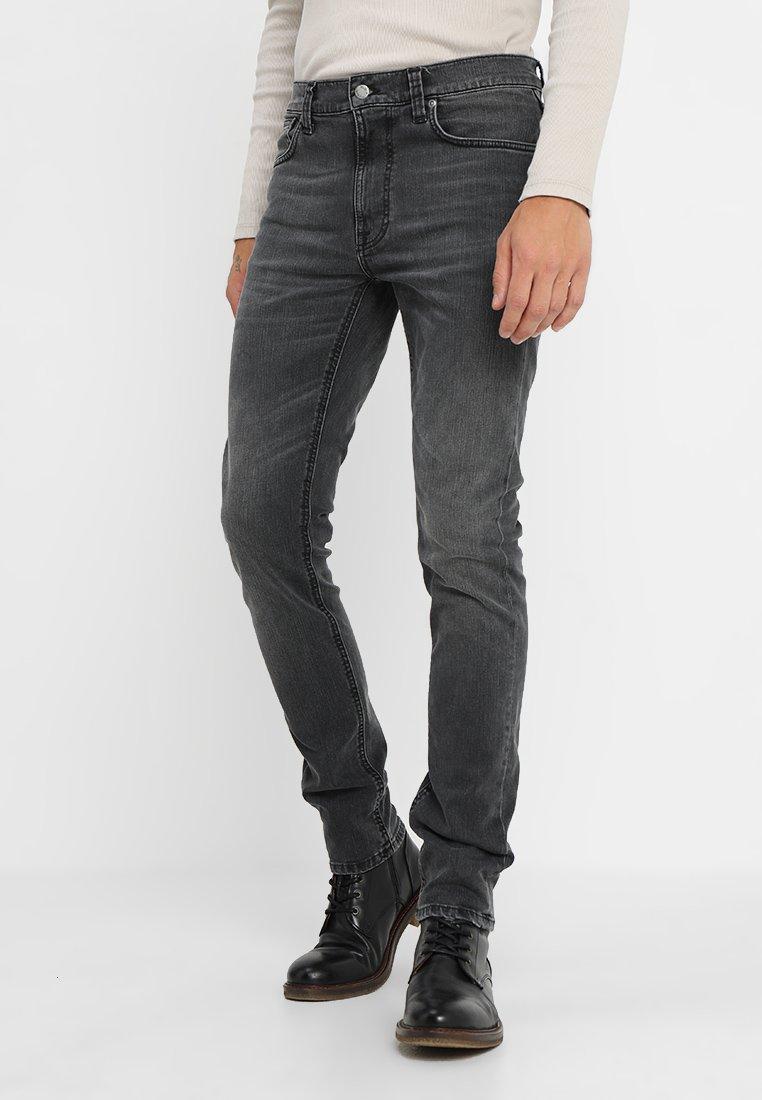 Nudie Jeans - LEAN DEAN - Jeans slim fit - mono grey