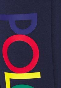 Polo Ralph Lauren - LOGO DOUBLE-KNIT JOGGER PANT - Trainingsbroek - newport navy - 2