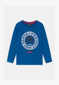 Lemon Beret - BOYS - Long sleeved top - true blue - 0
