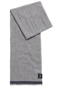 BOSS - Scarf - dark grey - 3