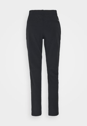 LINKS PANT - Pantalones - black