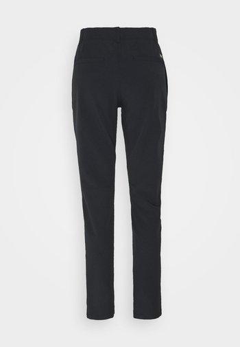 LINKS PANT - Trousers - black