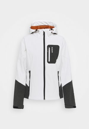DIEZ - Softshelljacke - natural white
