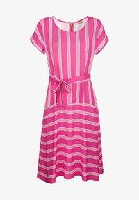 Alba Moda - Day dress - pink weiß - 3