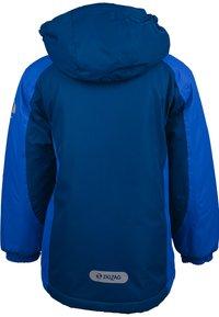 ZIGZAG - BAJI - Winter jacket - 2034 poseidon - 1