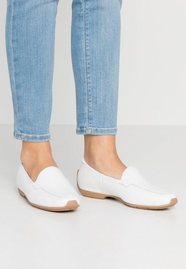 ALLYSON - Loafers - weiß angeles