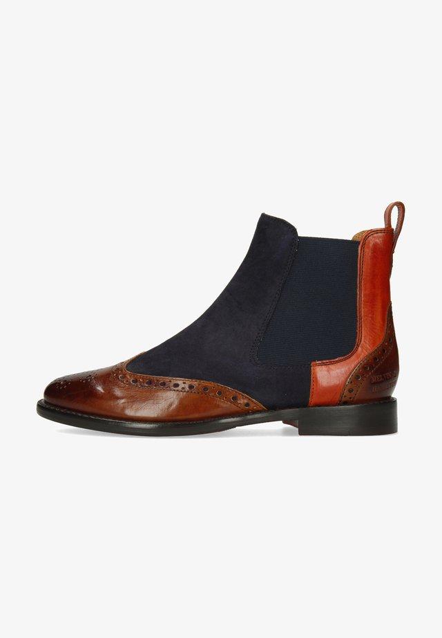 SELINA 29  - Boots à talons - multicolor