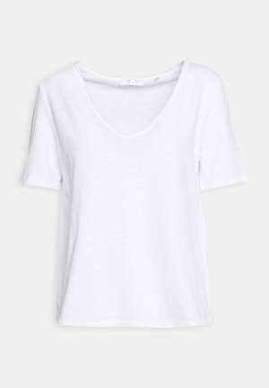 HEAVY - T-shirt basique - white