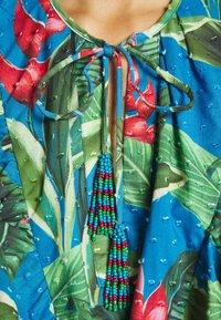 Farm Rio - DREAM GARDEN MINI DRESS - Day dress - multi - 5