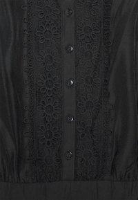YAS - YASKEMSLEY DRESS - Skjortekjole - black - 2