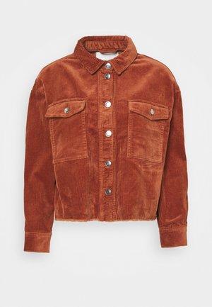 ONLMARINA BITTEN LIFE - Lett jakke - rustic brown