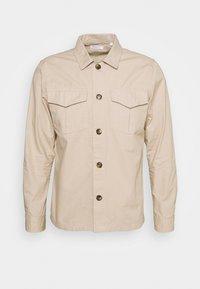 PINE BIG CHEST POCKETS - Summer jacket - light feather gray