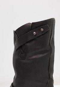 Felmini - VERDY - Cowboystøvler - black - 2