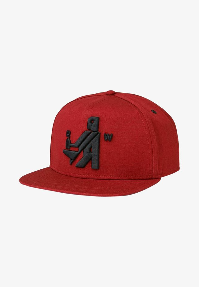 ESTAN IRON MEN - Cappellino - rusty red