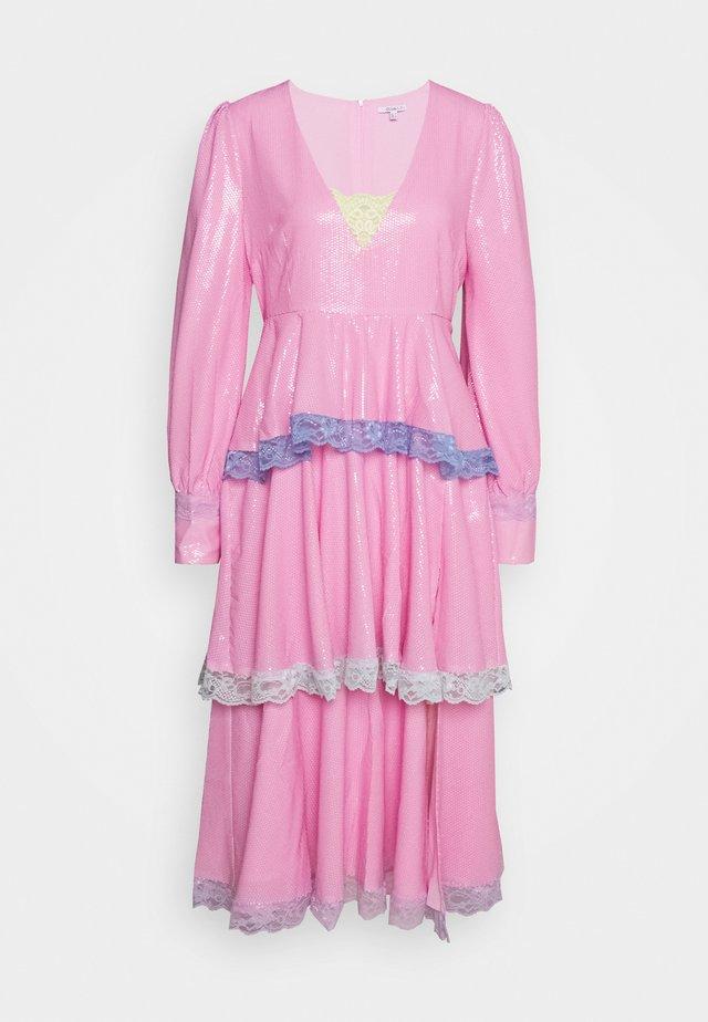 SACHA DRESS - Cocktail dress / Party dress - pink