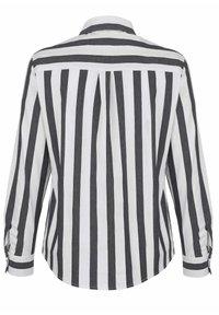 Alba Moda - Button-down blouse - schwarz weiß - 6