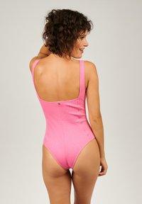 Girls in Paris - WIRELESS BODYSUIT LANA - Body - pink - 1