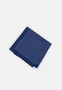 Pier One - SET - Pocket square - dark blue - 3
