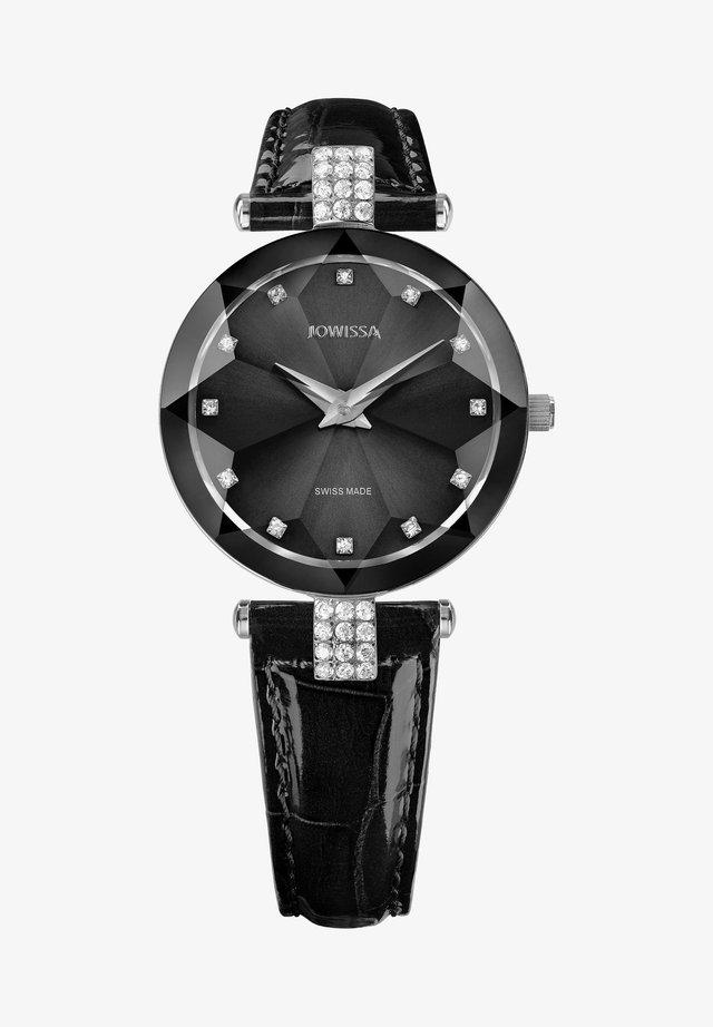 FACET - Horloge - schwarz