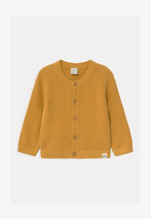 Cardigan - dusty yellow