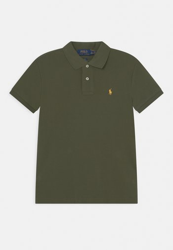 SLIM  - Poloshirts - army