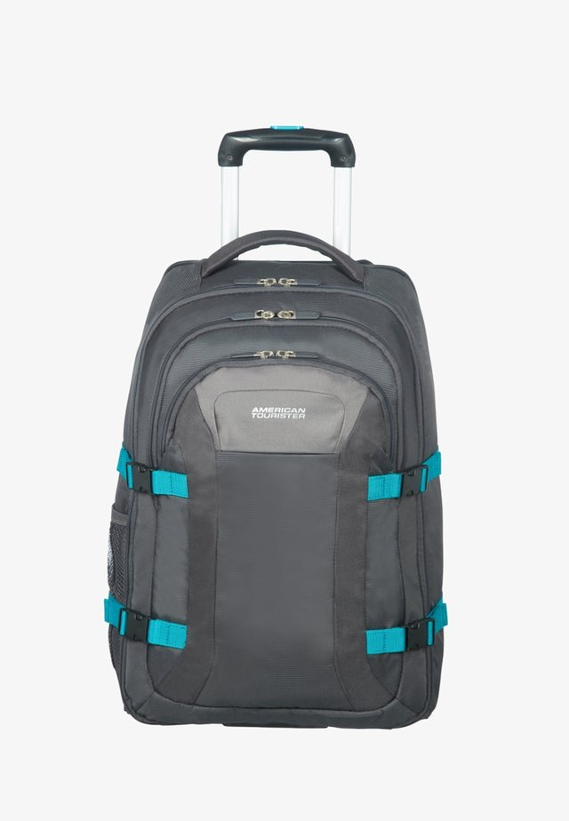 Luggage - grey/turquoise