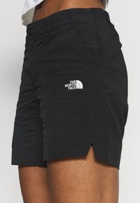 The North Face - TANKEN SHORT - Sports shorts - black - 4