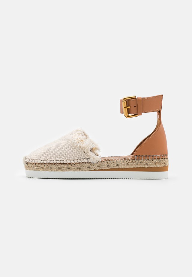 GLYN - Espadrilles - light beige